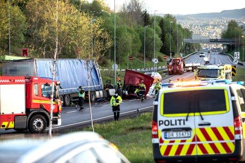 IGJEN: Ordføreren sier han vil legge press for å få på plass tiltak på den ulykkesbelastede strekningen etter nok en dødsulykke.
