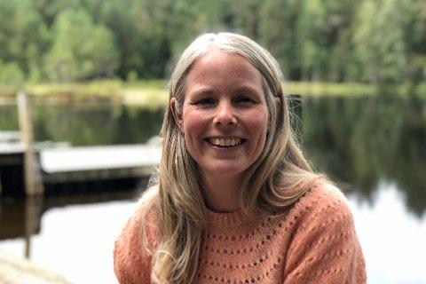 VILHAALLEMEDPÅLEKEN:Kirsti Bergstø på Skillebekk er førstekandidat for SV i Akershus og har gratis SFO som en av sine hjertesaker.
