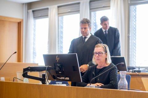 MÅTTE FORKLARE SEG: Ordfører Hilde Thorkildsen.