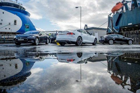 Tesla-eierne kan glede seg til nyåret.