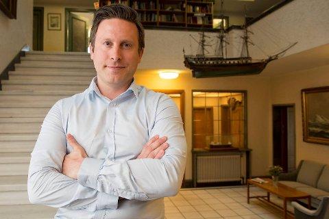 Terje Leknes startet Syv Fjell eiendomsmegling AS i februar etter fem år i Privatmegleren.