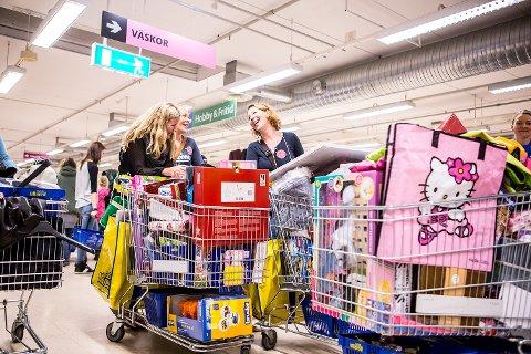 Hit reiser allerede mange nordmenn på shopping. Nå vil varehuset ha enda flere