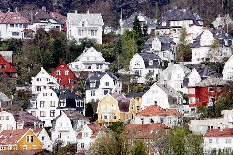 Boligprisstatistikken for juli ga et feil bilde av situasjonen i Bergen, mener Christer Vikebø.