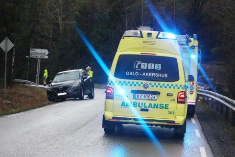 FARLIG KRYSS: I krysset  Risilveien/Erikstadveien har det skjedd flere ulykker de siste årene. Statens veivesen mener det ikke grunn til å gjøre noen endringer.