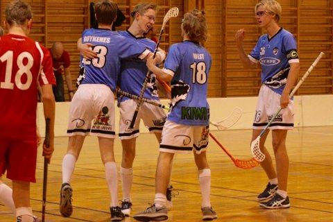 Soon IBK kunne juble etter seier mot Greåker I.