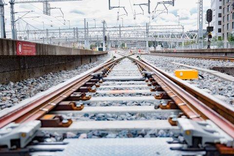 Innstillingen av togtrafikk rammer om lag 30.000 reisende.