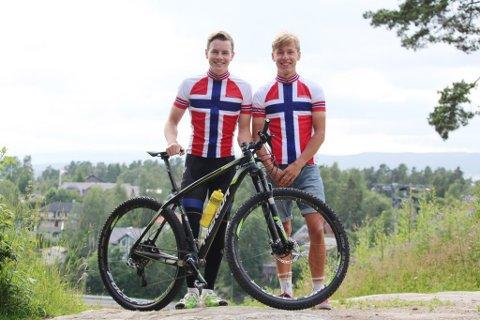Martin Siggerud ble nummer 29 og Tobias Halland Johannessen nummer 13 i Birkebeinerrittet.