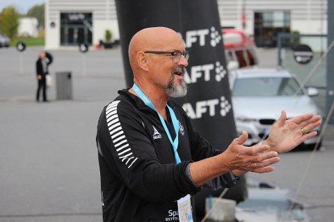 Arild Kristensen mener at det gjøres mye bra innenfor idretten i Vestby om dagen.