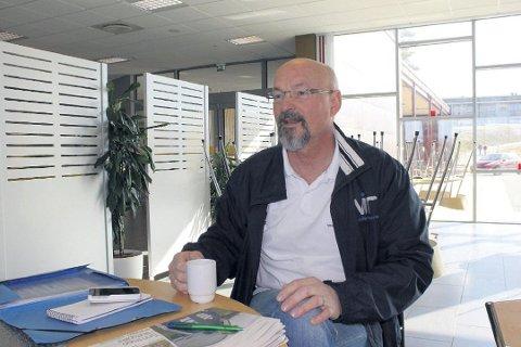Arild Kristensen sier at HSVs valgkomité ikke har klart å finne en kandidat til å overta for leder Gunnar Koren.