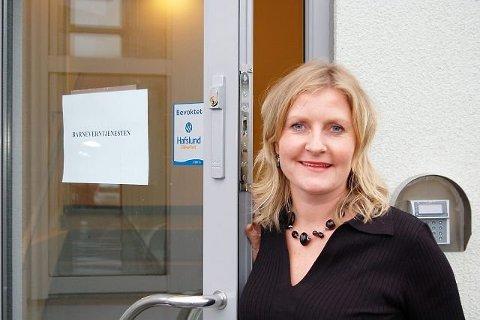 12. PLASS: Vestby havnet på en 12. plass i årets utgave av Kommunebarometeret. RO-leder Benedikte Selsing er fornøyd med rangeringen.