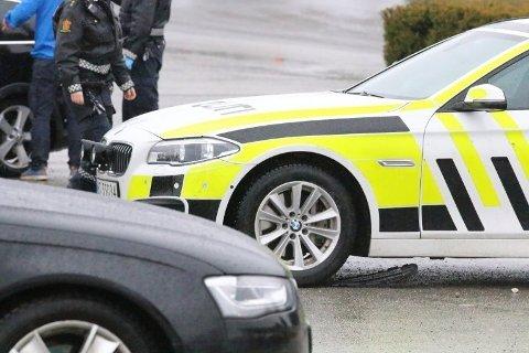 Politiet har hatt en god del å gjøre natt til lørdag.