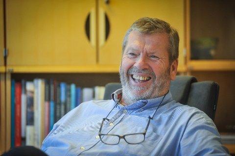 PÅ TOPP: Nominasjonskomiteen i Vestby Ap har ikke overraskende ordfører Tom Anders Ludvigsen på toppen av lista til neste kommunevalg.