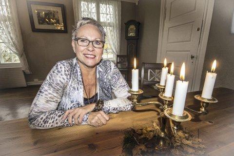 BER KOMMUNEN STEPPE INN: Berit Sandvig ber politikerne om ekstrabevilgning til å opprettholde driften av Godset brukthandel.