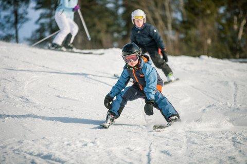 GJENTAGELSE: Som i 2018 avholder Son Slalomklubb en familiedag i Grevlingen slalåmbakke.