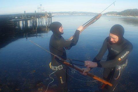 Vestby kommune fraråder bading her. Dette bildet er fra en reportasje Flyndra og Hyldra laget for Vestby Avis og livet under vann ved Kjøvangen.