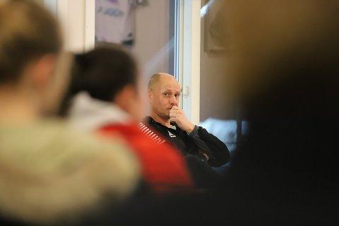 Gir seg: Gunnar Flaten går fra HSV til Nordstrand.