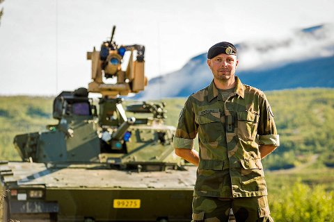 Pål Berglund (47) er nå utnevnt til brigader og beordret i stillingen som sjef Brigader Nord, med hovedkvarter i Bardufoss.