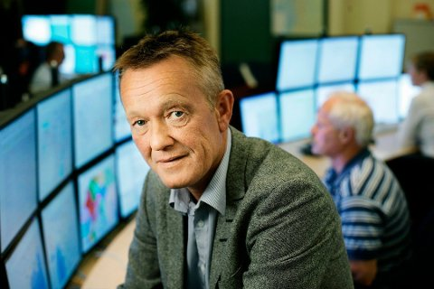 Haflunds informasjonssjef Morten Schau. Foto: Hafslund