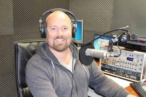 Radiomann: Håvard Sylte fra Nesodden startet Soundshop As allerede i 2006. Nå driver han selskapet videre, fra en kirke i Sverige. Arkivfoto