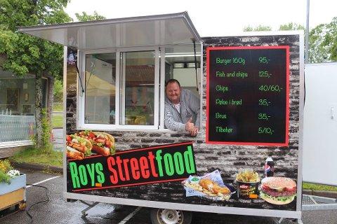 Roy Fjeld solgte matvogna i juni.