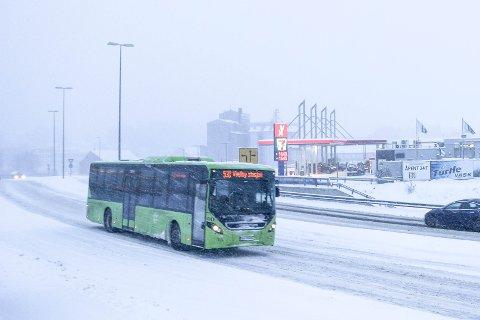 Ønsker man å bruke buss i julen bør man planlegge godt.