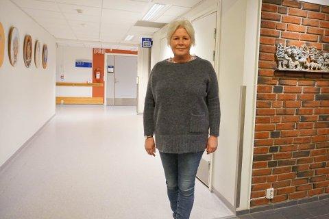 KONTROLL: Resultatområdeleder for Vestby sykehjem forteller at de har kontroll på smittesituasjonen ved sykehjemmet. I helgen ble det bekreftet at én ansatt og to pasienter er smittet av Covid-19.