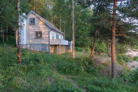 SOMMERFERIE: Nå kan du booke en kort sommerferie på Svartåshytta på Krokstrand eller en av de andre 60 kystledhyttene som Oslofjorden Friluftsråd har.