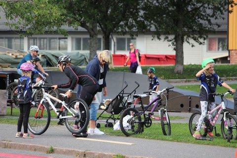 STRATEGI: Vestby kommune har nå en vedtatt strategi for at flest mulig skal ta i bruk sykkel framfor bil.