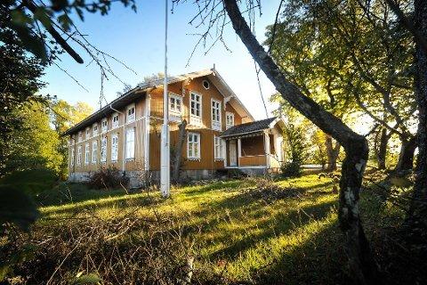 HISTORISK: Sundby gård blir nå historisk som det første gårdsbruket i Vestby drevet av et aksjeselskap.