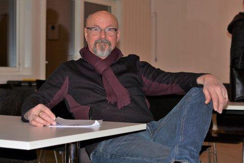 ENGASJERT: Arild Kristensen, leder i Vestby Idrettsråd.