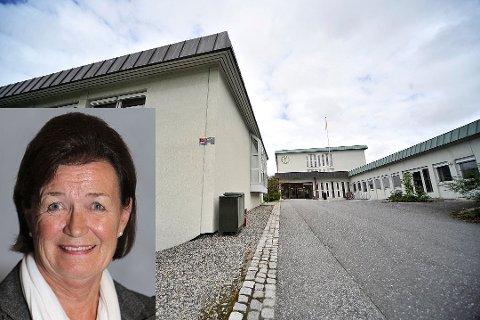 BEKYMRET: Johanne Hauge i Høyre forteller at hun er bekymret for bygningsavdelingen i Vestby kommune.