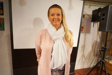 IKKE SIKKER: Eirin Stuhaug Bolle er nå varaordfører, men Bygdelistas toppkandidat er slett ikke sikker på gjenvalg i kommunestyret.