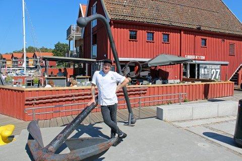 Felix Volkart Nordahl har lang erfaring fra restaurantbransjen, og var i flere år daglig leder for restauranten Sjøboden i Son.