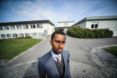 KRITISK: Roble Wais i Høyre er svært kritisk til nedleggelsen av politiske utvalg.