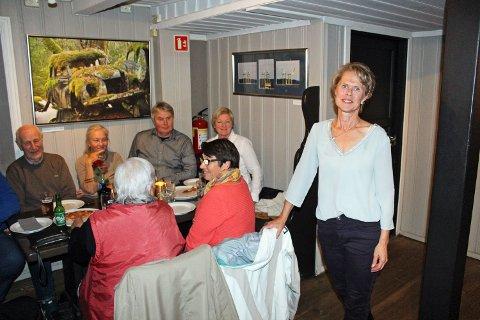 Tone Skretting hadde dobbelt grunn til å juble. I går ble SP-toppen bestemor og i dag ble hun en av Vestbyvalgets vinnere.