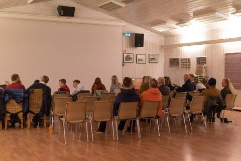 I Hvitsten Grendehus vises filmer for barn og unge hele skoleåret.