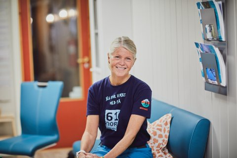 Line C. Lunde Hovrud, daglig leder på Brennabu leirskole, håper at det ikke bare er pengene som rår når Vestby kommune nå skal bestemme hvor elevene skal på leirskole i fremtiden.