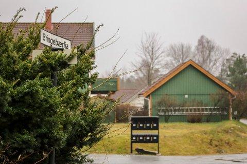 I denne grenda ved Store Brevik i Son skal innbruddene ha skjedd.