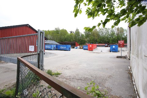 GJENÅPNER: Etter å ha vært stengt i ti uker, gjenåpner Vestby gjenvinningsstasjon til uken.