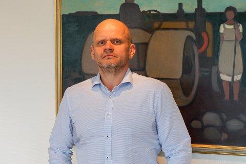 Rådmann Sjur Authen har lagt frem tertialrapport 2 for 2020, hvor han går inn for å redusere kommunens låneopptak.