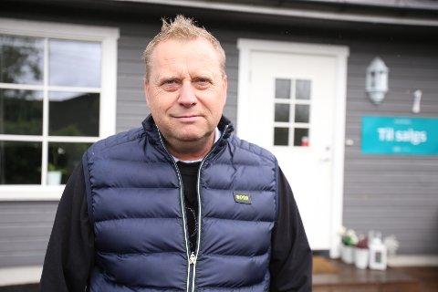 PÅ HUSJAKT: Kurt Wålberg ønsker å flytte fra leiligheten i Langhus til en enebolig i Vestby.