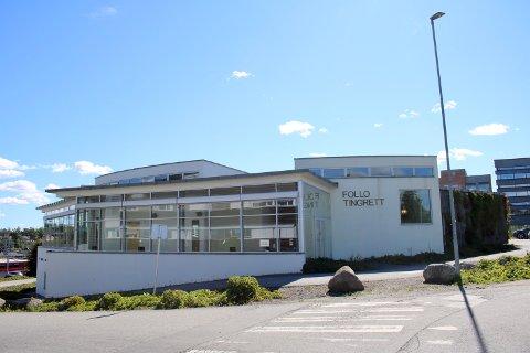 AVSAGT DOM: Follo tingrett har nå avsagt dom mot mannen som har vært tiltalt for knivranene i Vestby i fjor sommer.