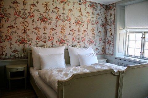 Fra og med 1. desember kan gjester overnatte på Ramme Fjordhotell.