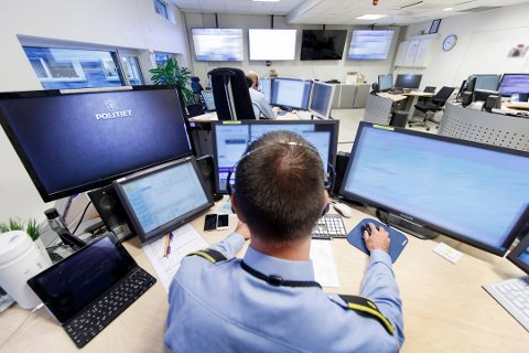 Politiet måtte rykke ut til Vestby ved 04-tiden natt til fredag.