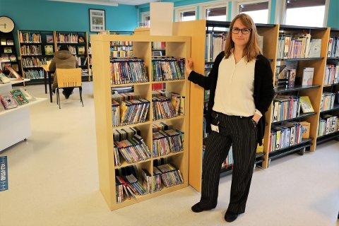 Biblioteksjef Linda Rasten ønsker å gi bort alle de 900 filmene de har på dvd. Her er et lite utvalg barnefilmer.