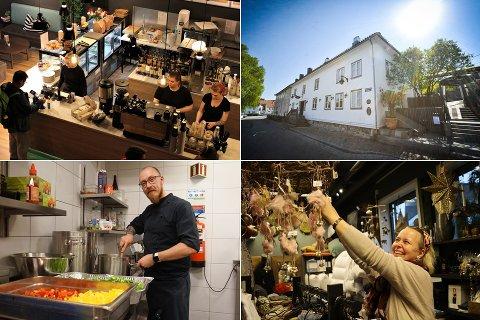 Waynes Coffee, Café Oliven, Arena Catering og MPM Interiør er blant firmaene som har søkt om kompensasjonsmidler fra kommunen. I slutten av april avgjøres det hvem som får hva.