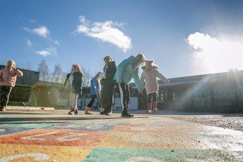 I skolegården blir det mer enn bare paradis, når Vestby får friske fylkeskommunale midler.