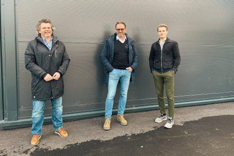 Wessel Eiendom, her representert ved Thomas Korneliussen, Werner Isaksen og Aleksander Isaksen, ønsker i samarbeid med to andre selskaper å få bygge ut Sletta i Son.