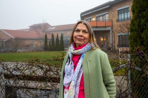 NY SMITTE: Kommuneoverlege Sidsel Storhaug melder at det er grunn til å tro at en kvinne i Ås er smittet med koronavirus for andre gang.