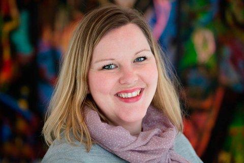 På Follo Folkehøgskole i Vestby opplever linjeleder på vokallinjen, Astrid Sandvand Dahlen (42), å ha funnet drømmejobben.